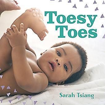 Toesy Toes by Sarah Yi Tsiang - 9781459813427 Book
