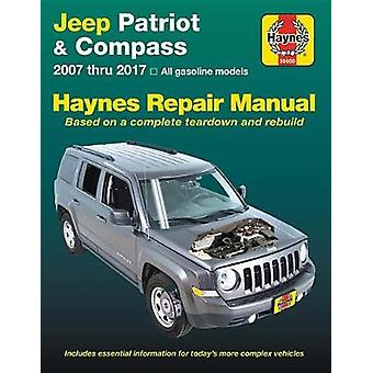 Jeep Patriot & Compass - '07-'17 - Does Not Include Information Sp