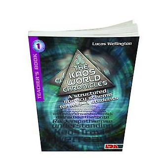 Kaos World Chronicles - A Structured Literacy Scheme KS3-4 Pack 1 by L