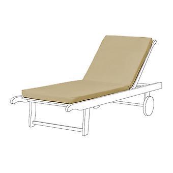 Gardenista® kivi vedenkestävä istuin pad Sun Lounger, pakkaus 4