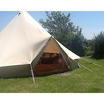 7 Metre Double Door XL Bell Tent - The UK's Biggest Bell Tent