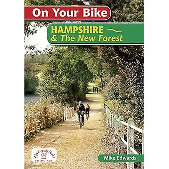 On Your Bike Hampshire & the New Forest by Mike Edwards - 97818467426
