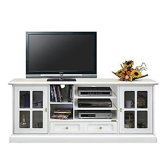 Gelakte TV deur Home Cinema-oplossing