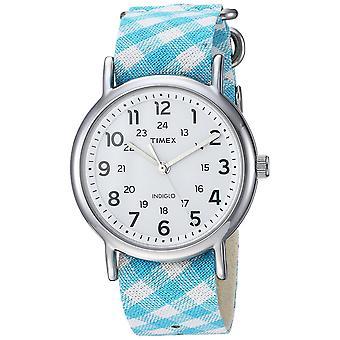 Timex Weekender Damenuhr Slip-Thru TW2R24400