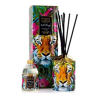 Ashleigh & Burwood Wild Things Luxury Scented Reed Diffuser Crouching Tiger - Mandarin & Bergamot