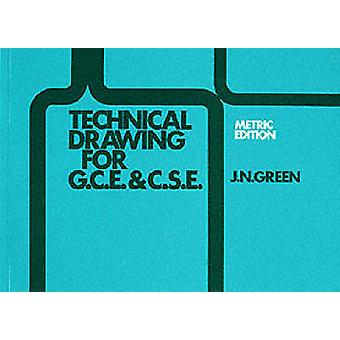 Technical Drawing GCE and CSE - 9780003222982 Book