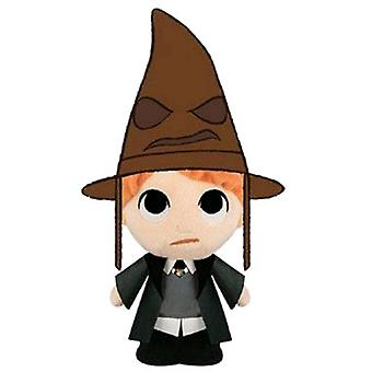 Harry Potter Ron with Sorting Hat SuperCute Plush