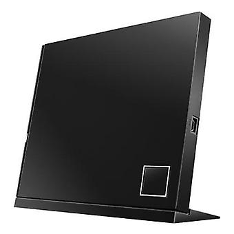 ASUS SBW-06d2x-u/BLK externe USB brander zwart