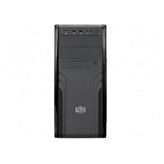 Cooler master force 500 case midi-tower 8 slot hdd 2 slot unit black optics italy (for-500-kkn1)