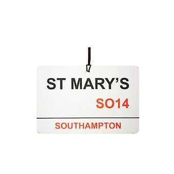 Southampton / St Mary'S Street Sign Car Air Freshener