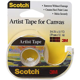 Scotch Artist Tape For Canvas 3 4
