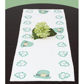 Estampillé Table Runner foulard 15 « X 42 » St. Patrick jour de 560 672