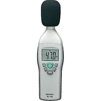 Voltcraft SL-100 Digital Sound Level Meter 5 Hz - 8 kHz