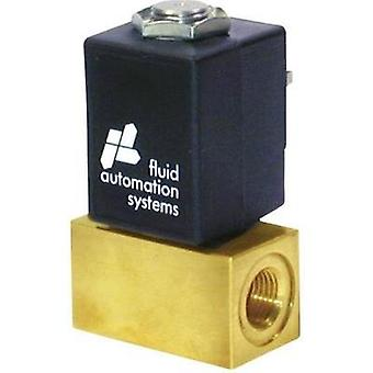 2/2-way Directly actuated pneumatic valve Norgren 04-211-202-21++ACC 24 Vdc G 1/4 Enclosure material Brass, Stainless s