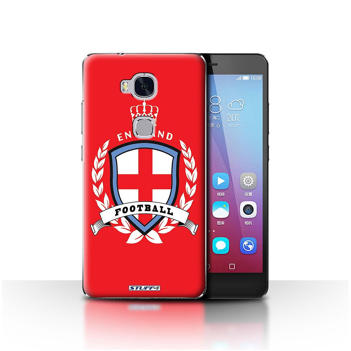 Stuff4 Case Cover For Huawei Honor 5x Gr5 England English