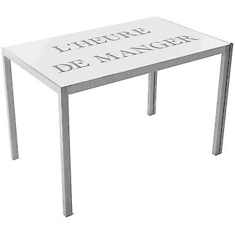 SZ Suárez Kitchen table Cica Asfeld / Structure Grey 1050X600X750Mm