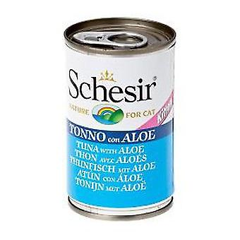 Schesir chicken with Aloe for kittens (cats, food, moist food)
