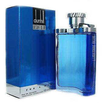 Dunhill Desire Blue for Men 3.4 oz EDT Spray