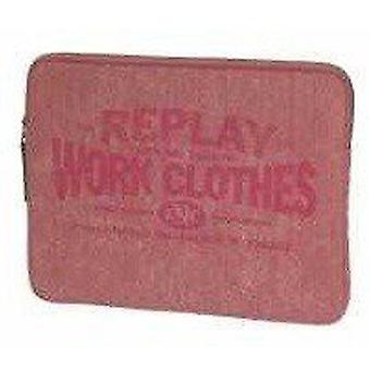 Replay denim Tablet pose lys pink til Tablet op til 10,1-tommer