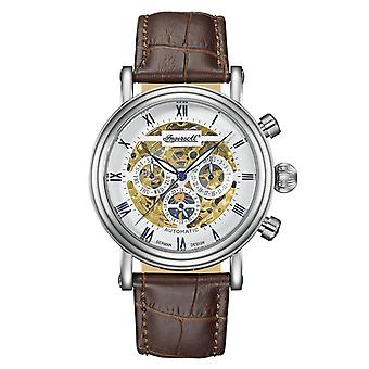 Ingersoll men's watch wristwatch automatic Gandhi III IN2716WH