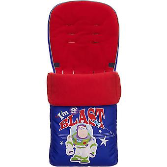 Obaby Footmuff Disney Buzz Lightyear
