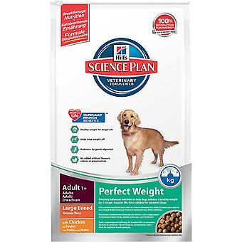 Hill's Science Plan Canine Perfect Weight Large Breed Adult 12kg