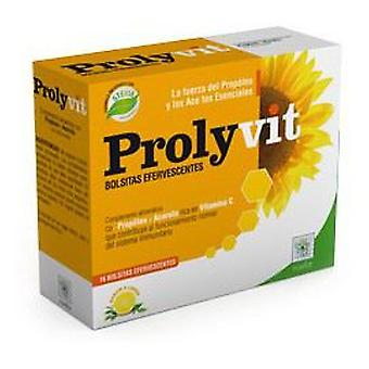 Medical plant Prolyvit (Oralvit C) effervescent 16Sbrs. Prolisan