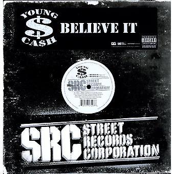 Unge kontant - tror det [Vinyl] USA import