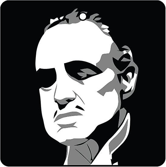 Marlon Brando Godfather Car Air Freshener