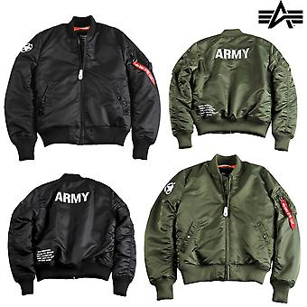 Alpha industries MA-1 jacket VF army