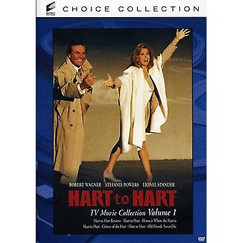 Hart to Hart TV Movie Collection: Vol. 1 [DVD] USA import