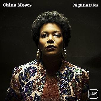 Kina Moses - Nightintales [Vinyl] USA importerer