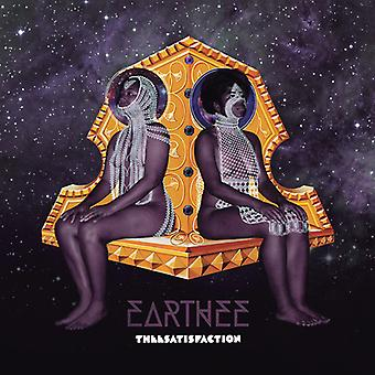 Theesatisfaction - Earthee [CD] USA importerer