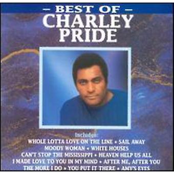 Charley Pride - importación de Estados Unidos mejor de Charley Pride [CD]