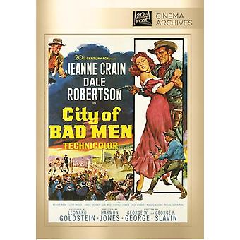 City of Bad Men [DVD] USA import