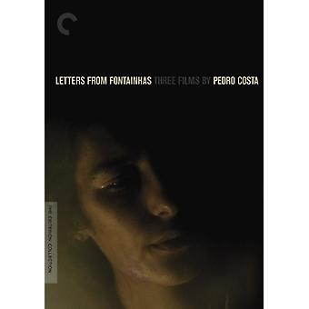 Letters From Fontainhas [DVD] USA import