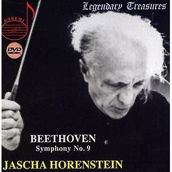 Larsen Beethoven - symfoni No. 9 [DVD] USA import