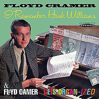 Floyd Cramer - jeg husker Hank Williams [CD] USA import
