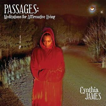 Cynthia James - passager [CD] USA import