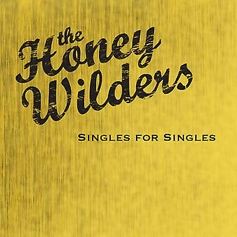 Honning Wilders - singler for singler [CD] USA importerer