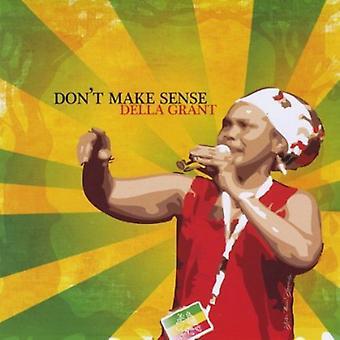 Della Grant - Don't Make Sense [CD] USA import