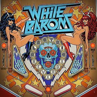 Weißen Barons - elektrische Rache [Vinyl] USA importieren