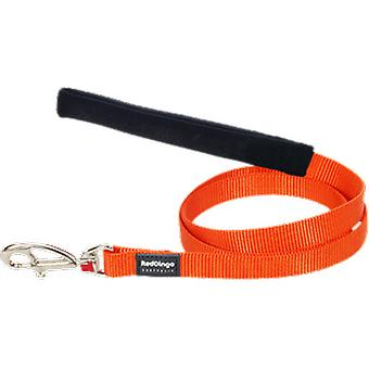 Red Dingo Lisa Correa Orange (Chiens , Equipement , Laisses)