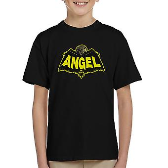 Engel af død Hellboy børne T-Shirt