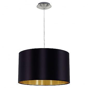 Eglo MASERLO Gloss Shade Ceiling Pendant