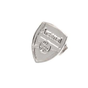 Arsenal Sterling Silver Stud Earring