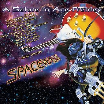 Various Artist - Spacewalk - a Salute to Ace Frehley [CD] USA import