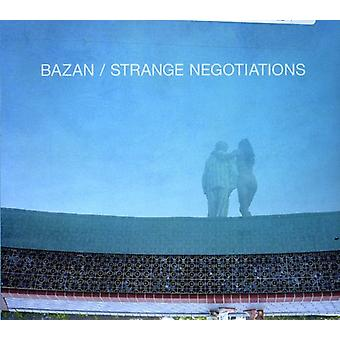 David Bazán - mærkelige forhandlinger [CD] USA import