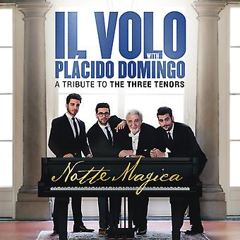 Il Volo - Notte Magica - a Tribute to the Three Tenors [CD] USA import
