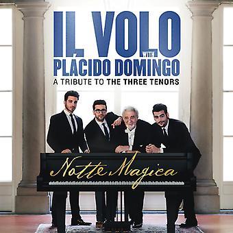 Il Volo - Notte Magica - en hyldest til de tre tenorer [CD] USA importerer